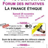 Forum des initiatives