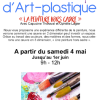 Stage d'Art-plastique
