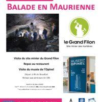 Balade en Maurienne