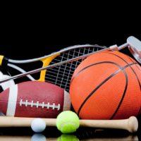 Collecte de matériel de sport